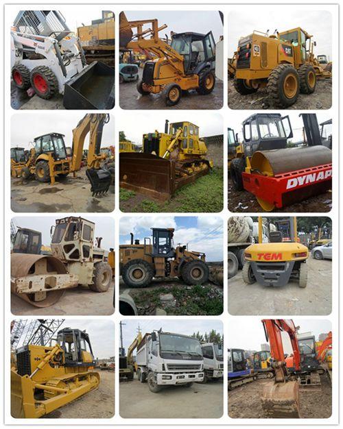 Used Excavator DOOSAN DH220LC7
