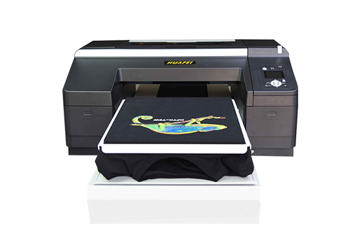 Huafei A2 Size Epson Printhead Digital Direct DTG Printer