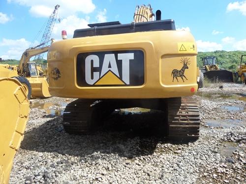 Used Excavator Used Caterpillar Excavator 330D