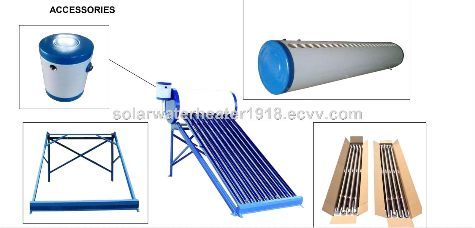 very good quality and good price China solar water heater