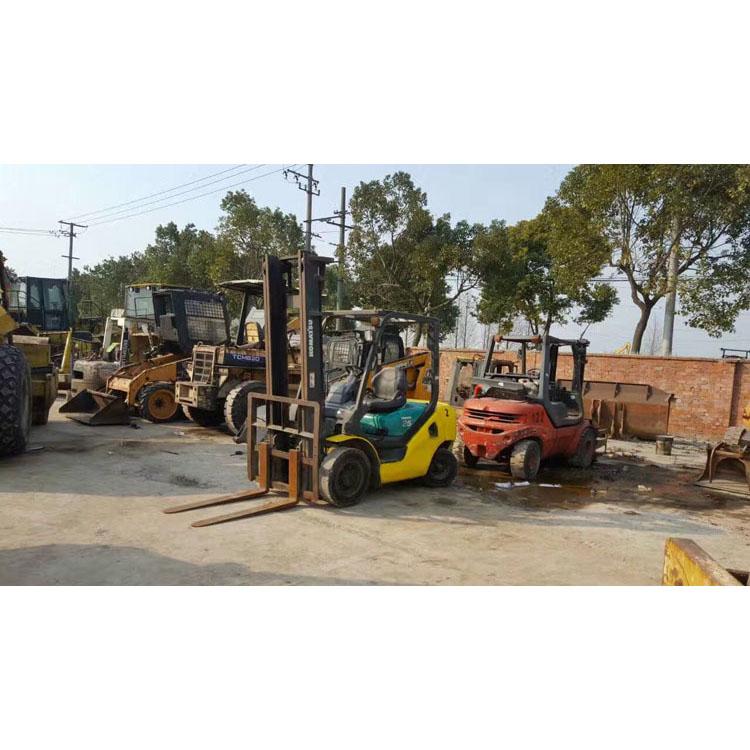 Used Forklift Used Komatsur Forklift FD25