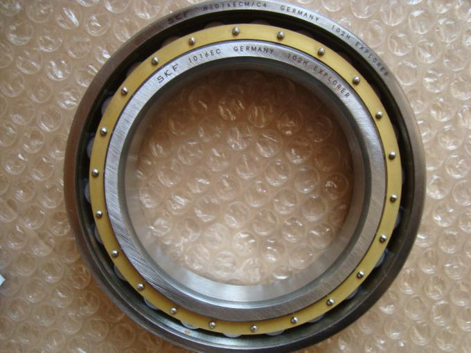 Full Complement C4 Single Row Spherical Roller Bearing