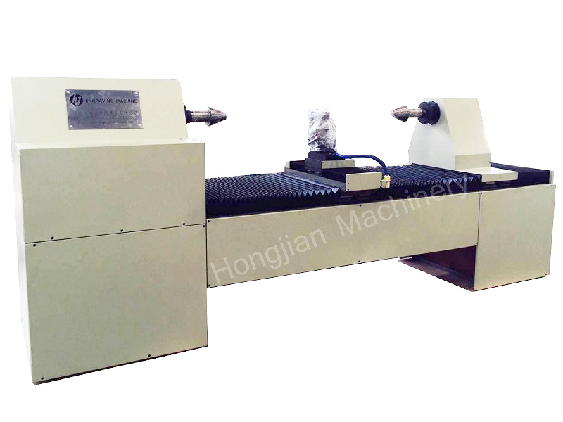 Electronic Engraving Machine for Gravure Plate Equipment Making