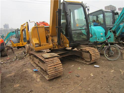 Used Excavator Used Caterpillar Excavator 307D