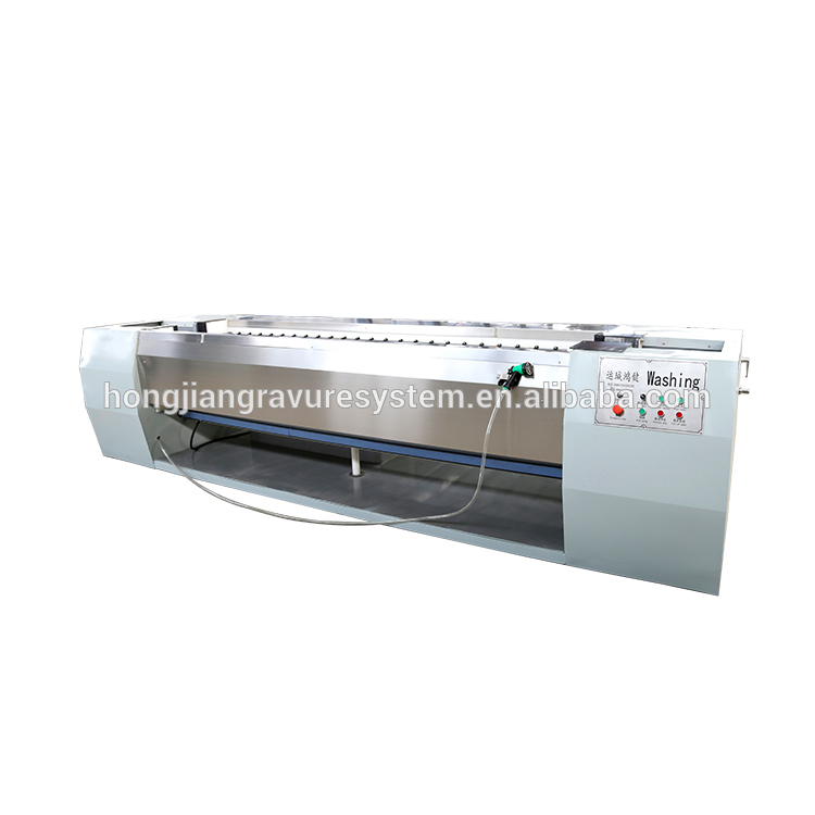 Washing Machine for Gravure Cylinder with High Quality
