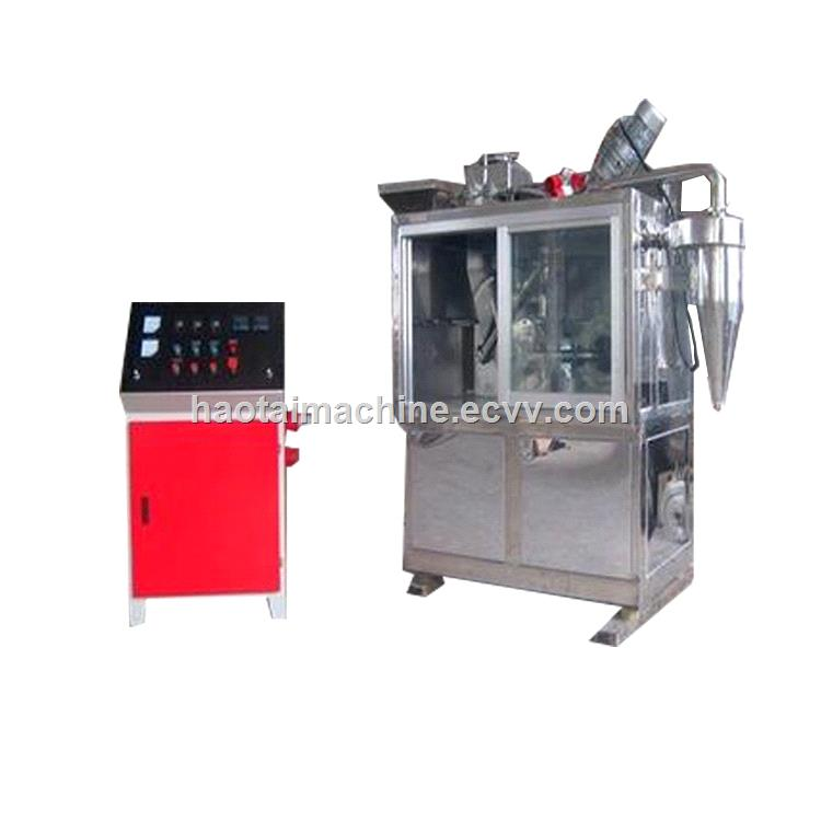 Cryogenic grinder PEPPABS Plastic grinding machine