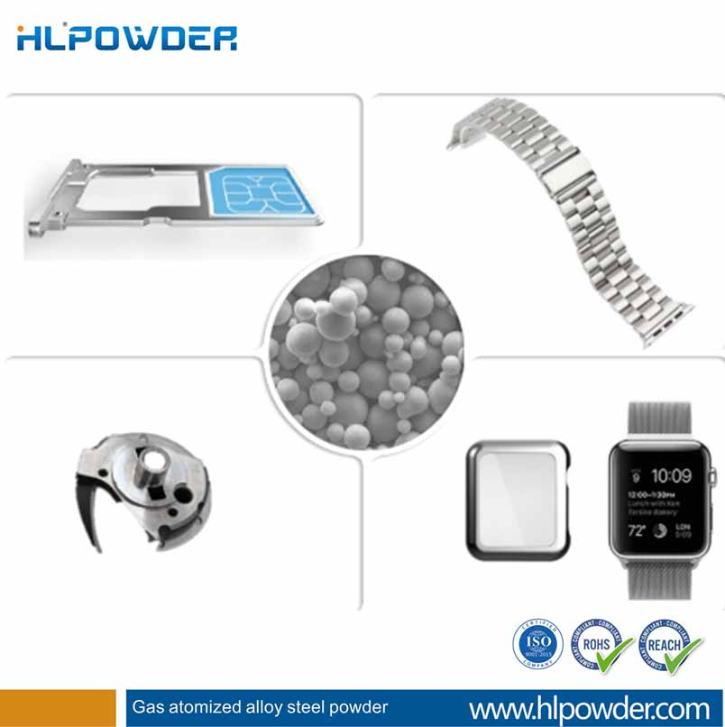 Spherical 316L Stainless Steel Powder for MIM