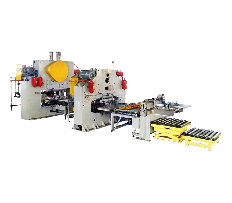 Golden Eagle TWO CANS PRODUCTION LINE