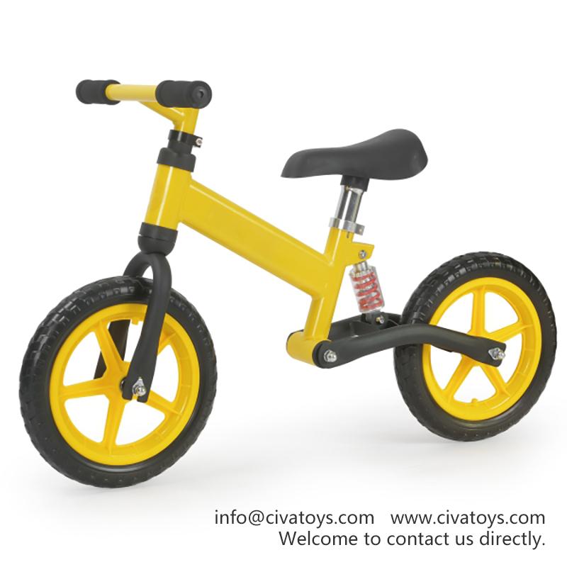Civa AntiShock Kids Balance Bike N02B01 EVA Wheels Children Ride on Toy Car