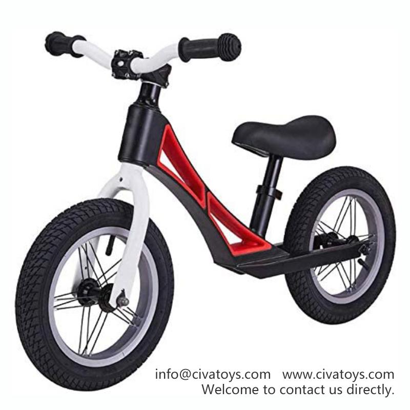 Civa Magnesium Alloy Kids Balance Bike H02B205 Air Wheels Children Bicycle No Pedal