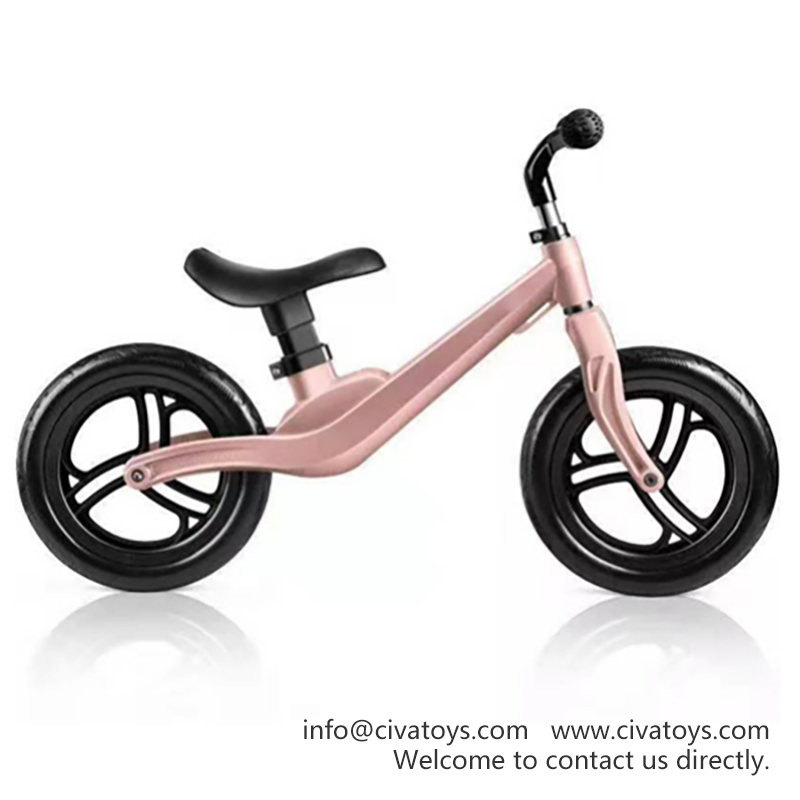 Civa Magnesium Alloy Kids Balance Bike H02B206 EVA Wheels Children Bicycle No Pedal