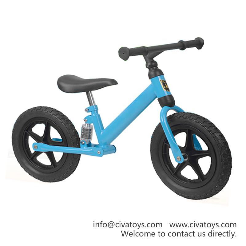 Civa Steel Kids Balance Bike N01B021 EVA Wheels Children Ride on Toy Car AntiShock