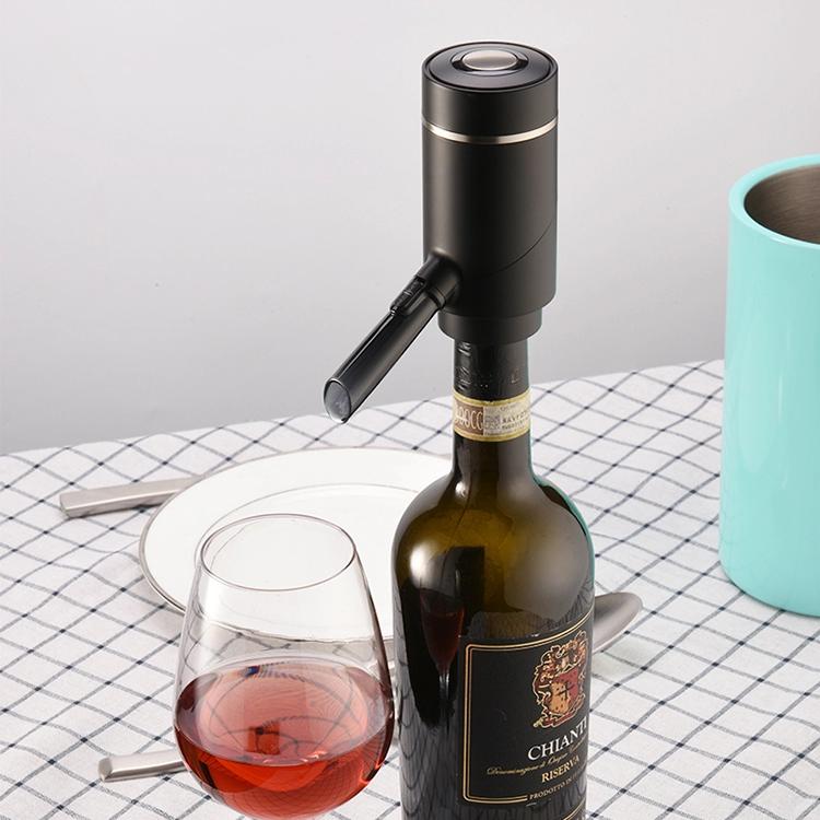 Popular Wine Accessory Electric Wine Aerator Pourer Dispenser