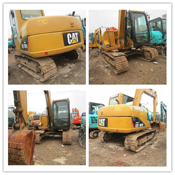 Caterpillar Excavator 307D Japan Cat 320 325 330 Excavators for Sale