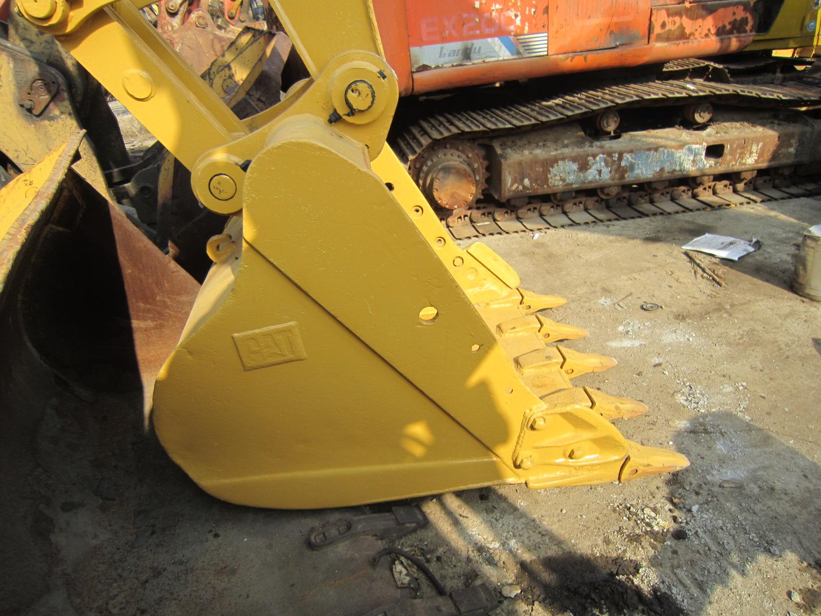 USED construction Caterpillar earth moving excavator machine CAT 330C used excavator