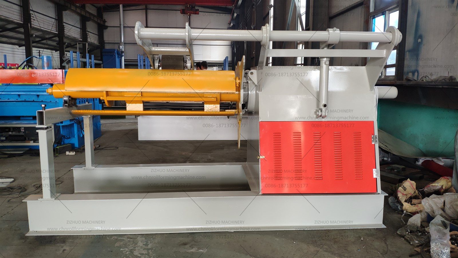 1500x30mm metal hydraulic flatting and cutting machine