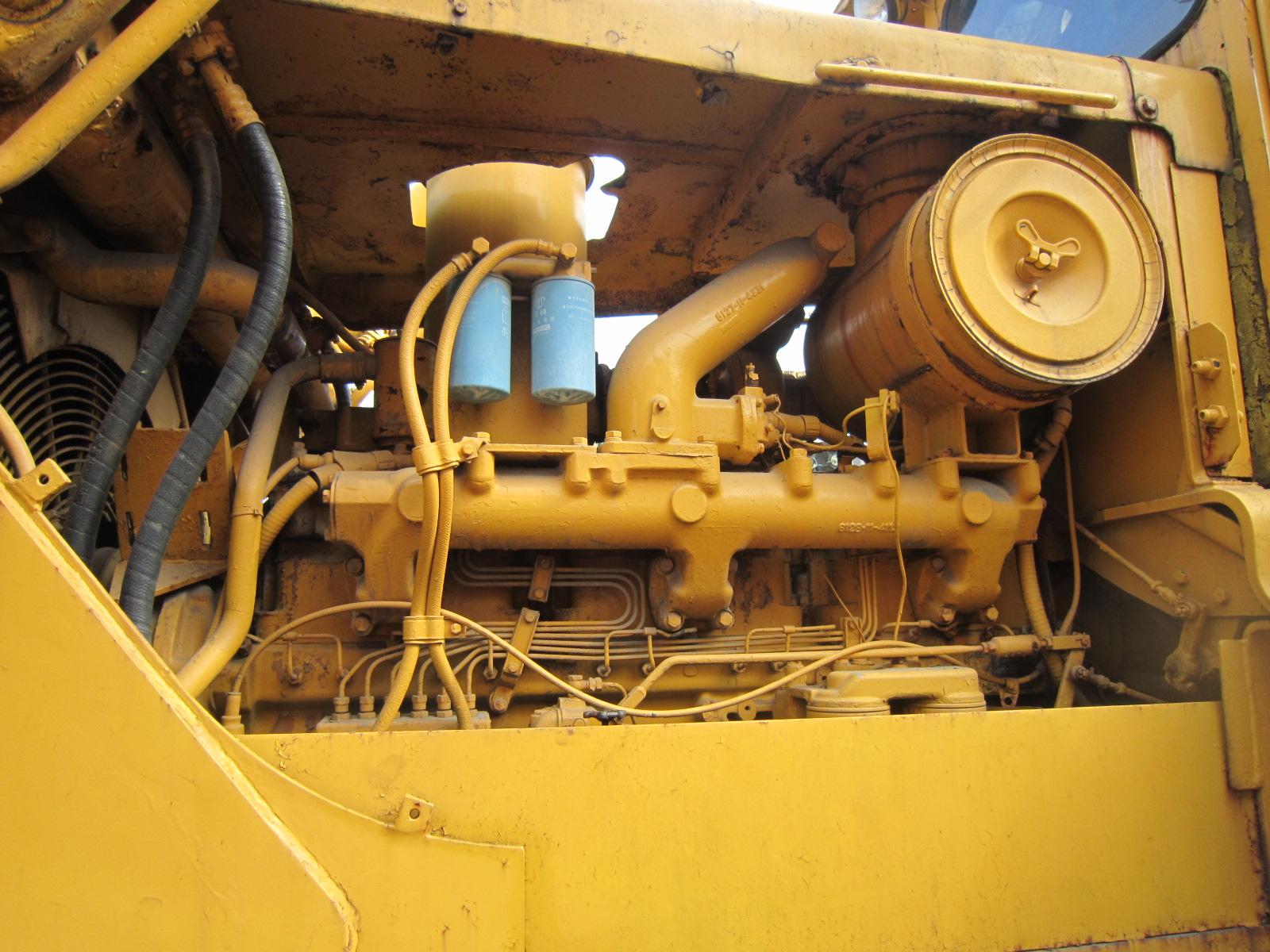 Used Komatsu D155A Bulldozer Used Japan Komatsu D155A1 Bulldozers hot sale