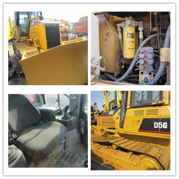 used caterpillar D7G bulldozer with ripper for sale
