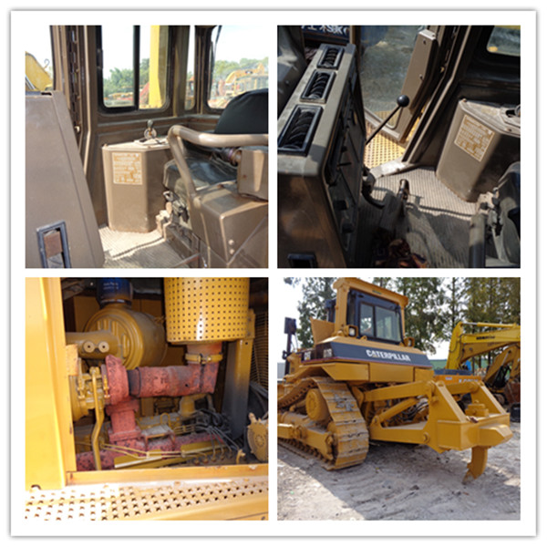 Used Caterpillar D7R bulldozer on sale