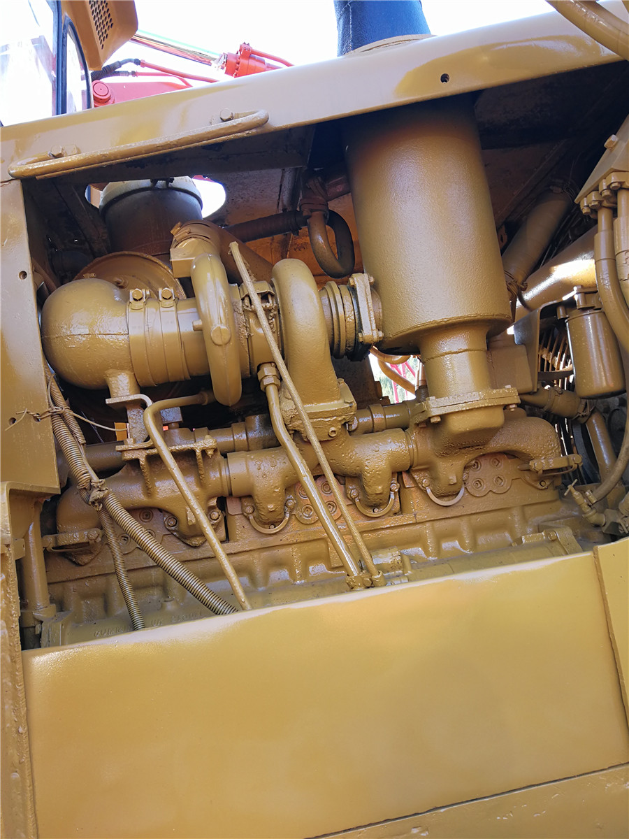 Used Equipment D7G CAT Crawler Bulldozer in working condition originalCrawler Bulldozer CAT D7G