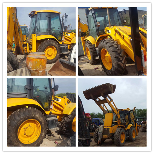 Original UK used construction machinery JCB 4CX Backhoe Loaderprice can be discussed