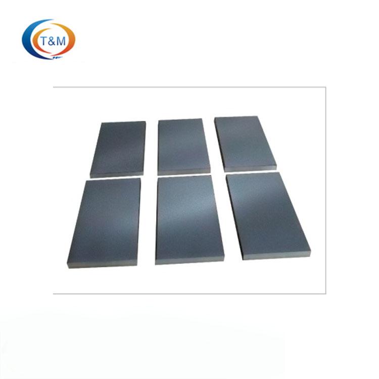 ASTM B393 9995 niobium plate sheet Price
