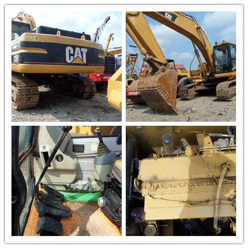 Original Used CAT Excavator 325B Cheap Price