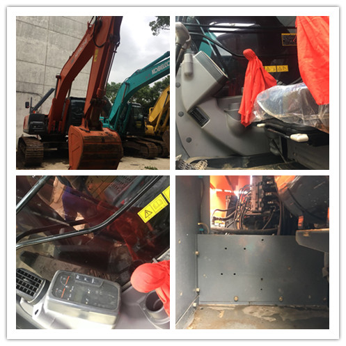 Strong Power Equipment hitachi ZX200 Model for heavy work