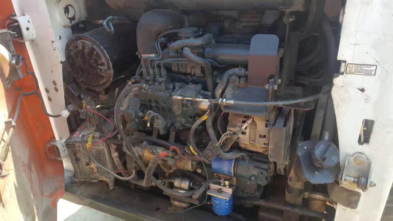 Used good quality mini loader bobcat s650 skid steer loaderlow price front loader for sale