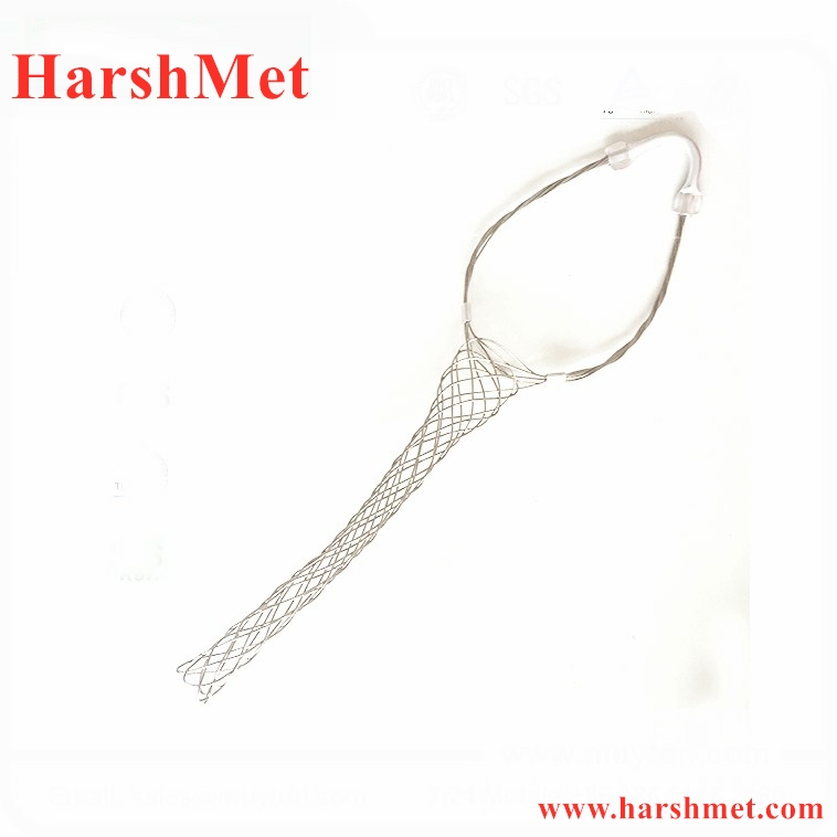 Wire Mesh Cable Hoisting Grip Bus Drop Grips