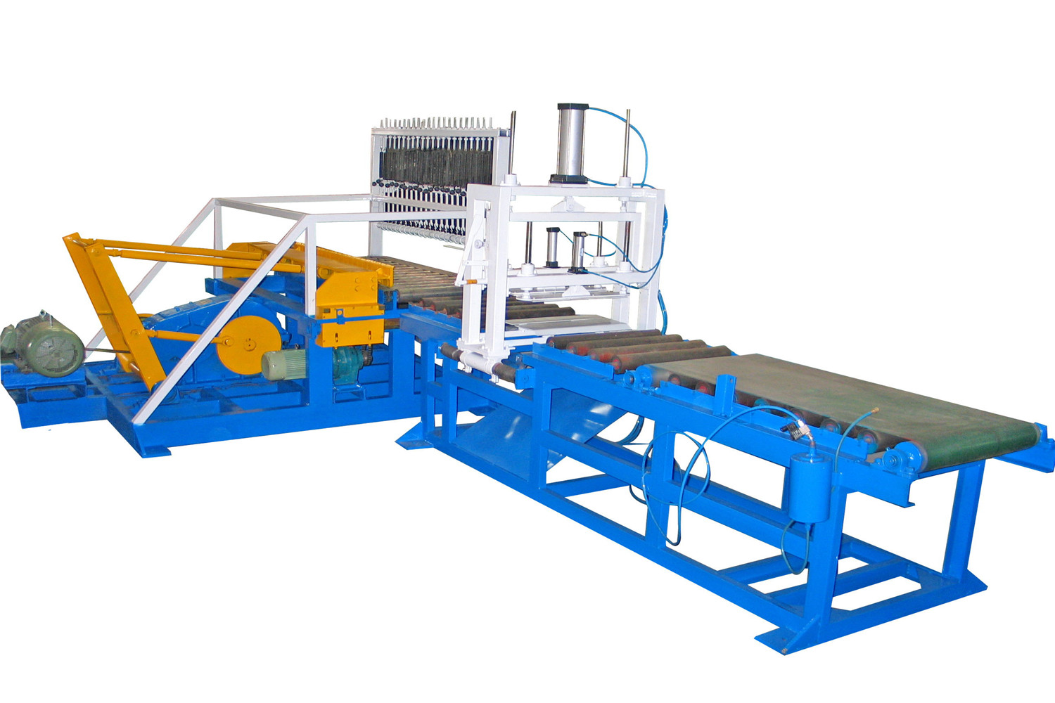 Brick Making Machine Gdqp Automatic Photoelectric Blank Cutting System