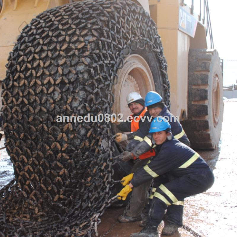 CAT988 Tyre protection chains3565R33