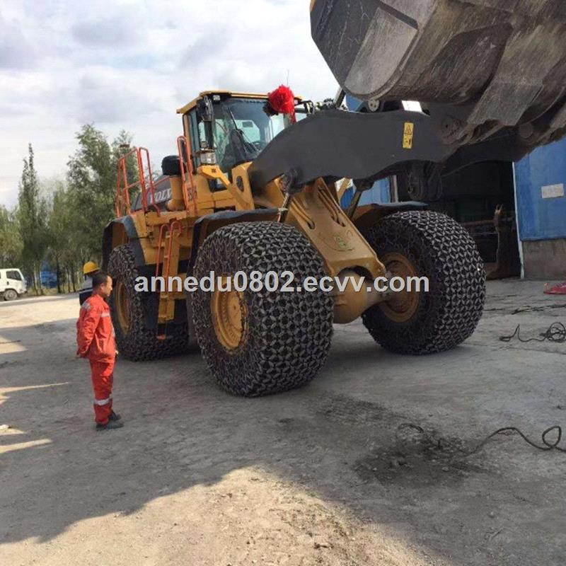 CAT994 Tyre Protection Chains for Mining 26525