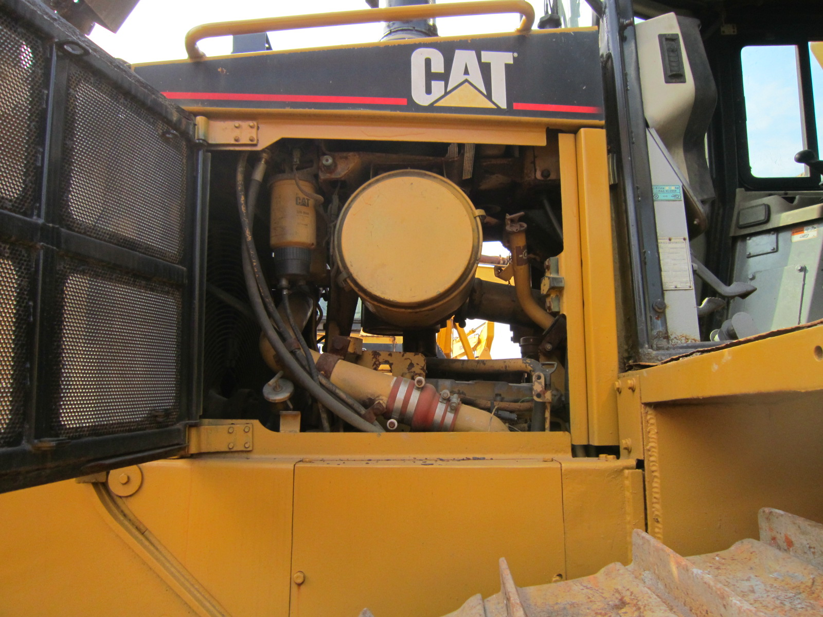 100 Japan Original CAT Dozer D6R Used Caterpillar Bulldozer D6R Cheap price