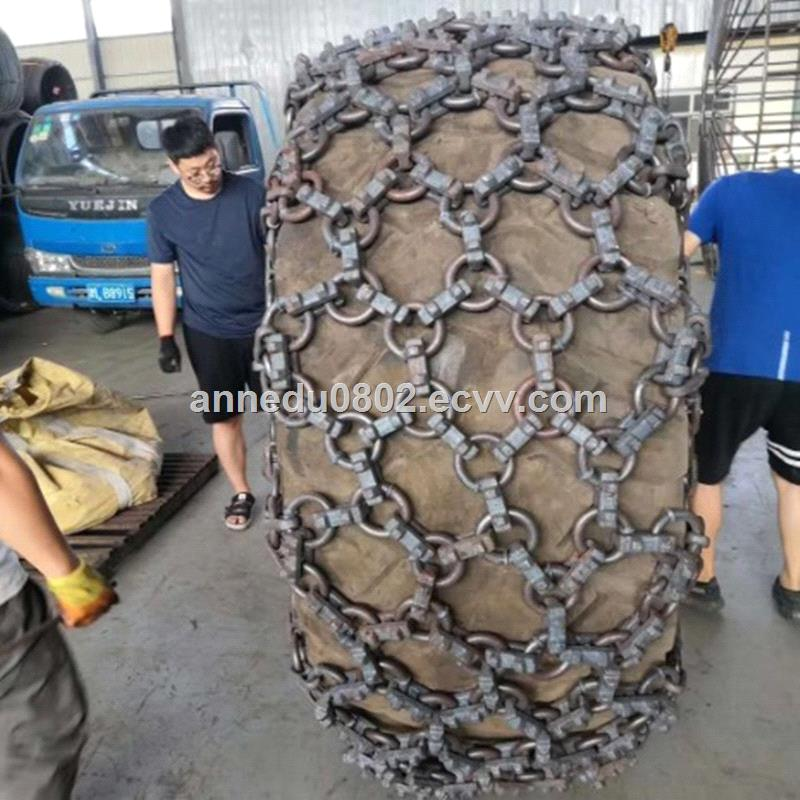 snow chains tire snow chains from China manufacturer