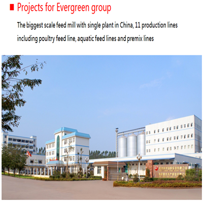 Turn Key Project for Aquaculture and Poultry Feed Production