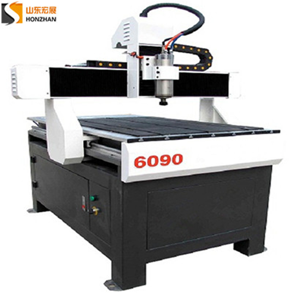 HONZHAN HZR6090 Advertising Wood Acrylic CNC Router Carving Machine 600900mm