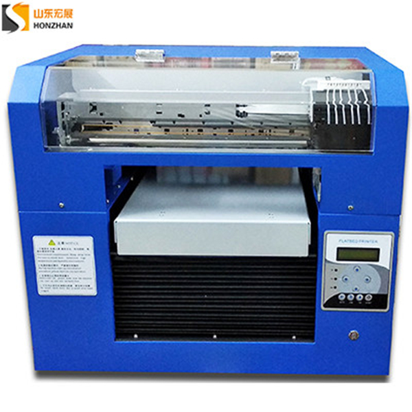 Honzhan HZEA36C Eco Solvent Flatbed Printer 330600mm with Epson R1390 Printhead