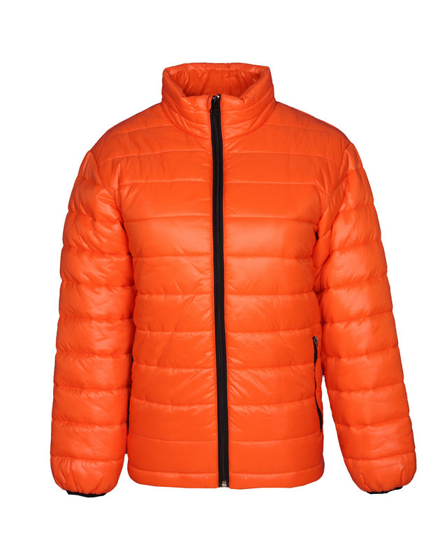 OEM Fashion new style children 100 polyester padding outdoor jacket from china manufacture