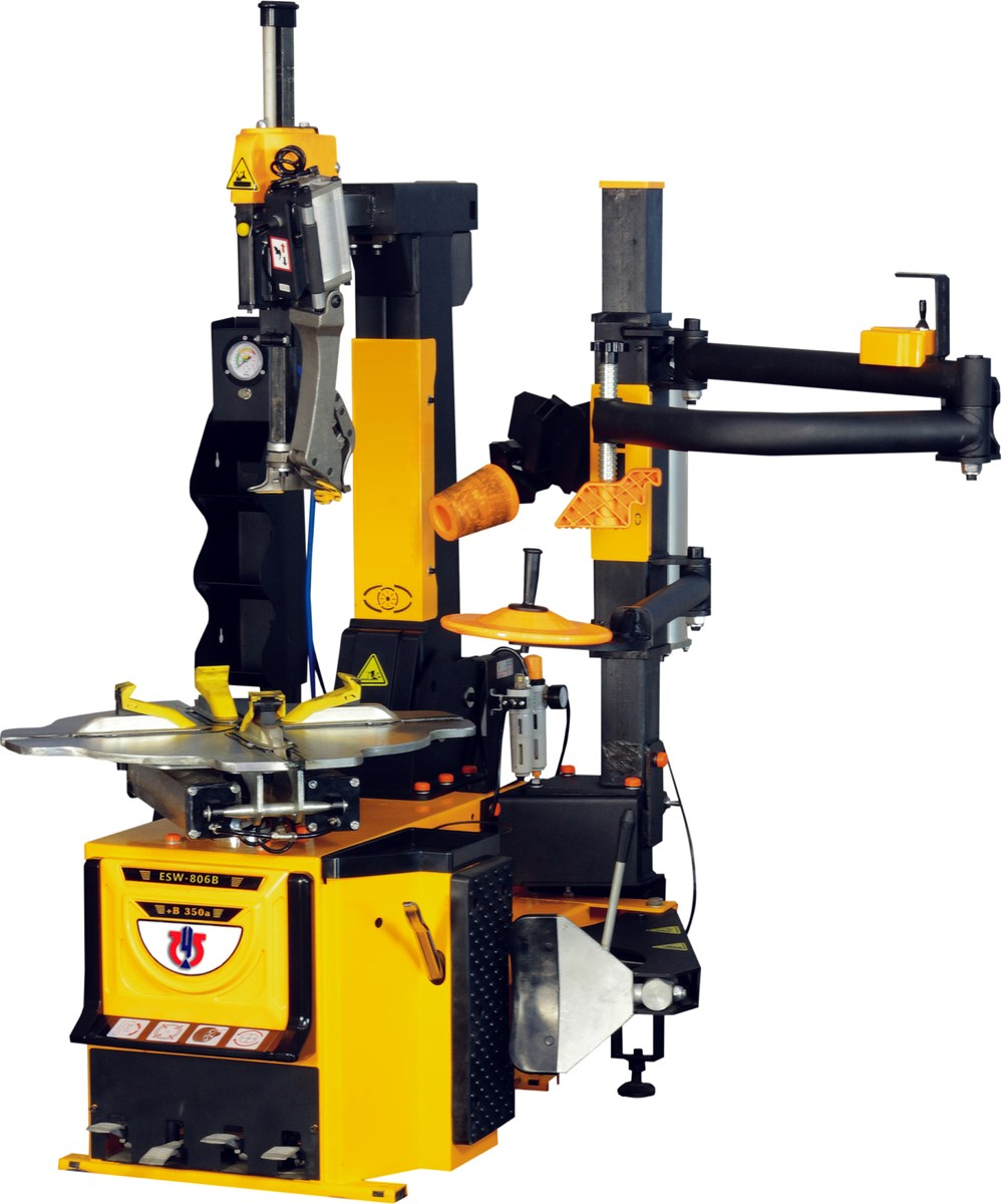 ESW806BB350a tyre changer tyre changer