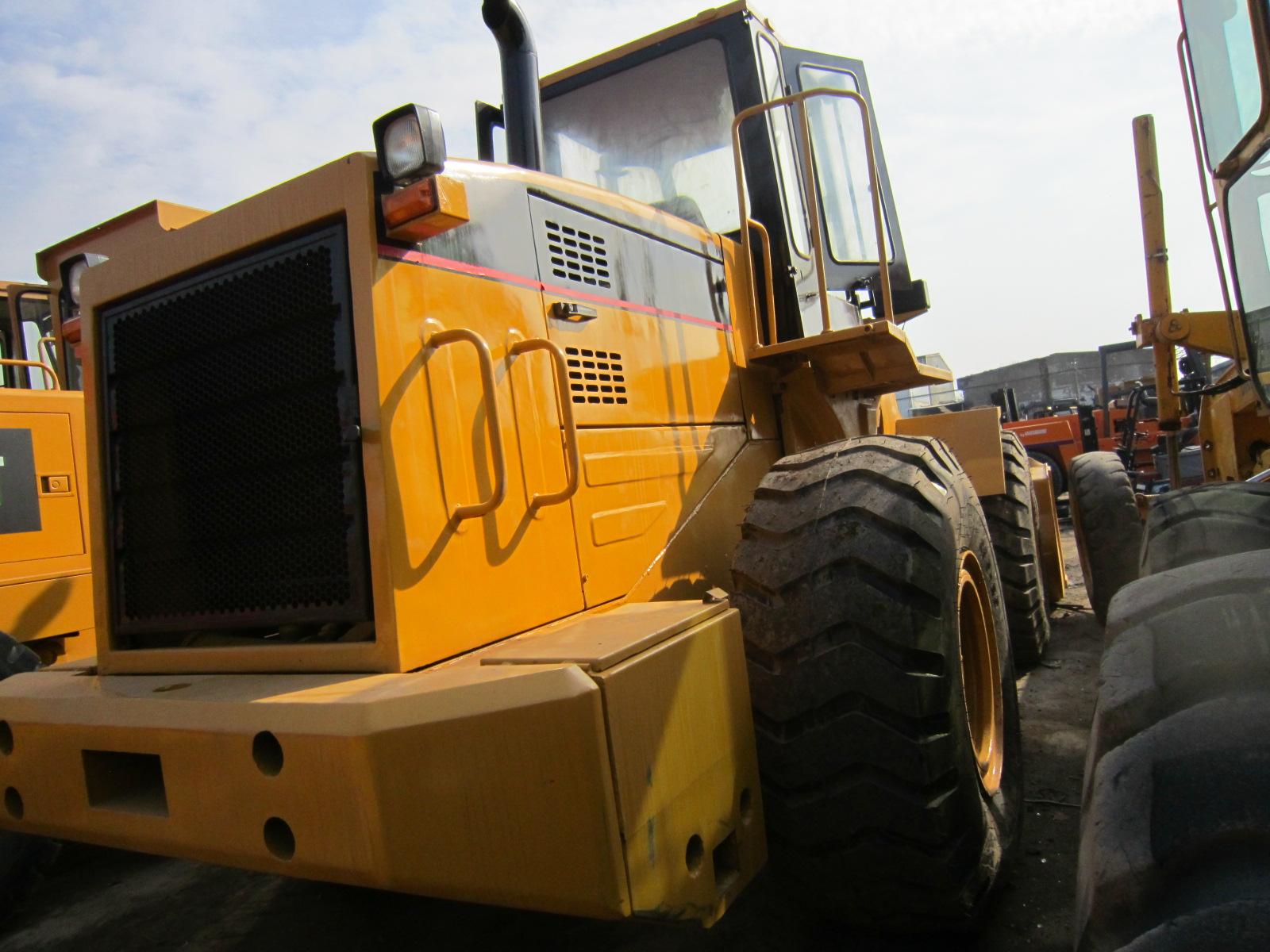 caterpillar 966D wheel loaderused japan cat 966d with original condition