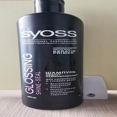 oem and wholesale syoss hair shampoo