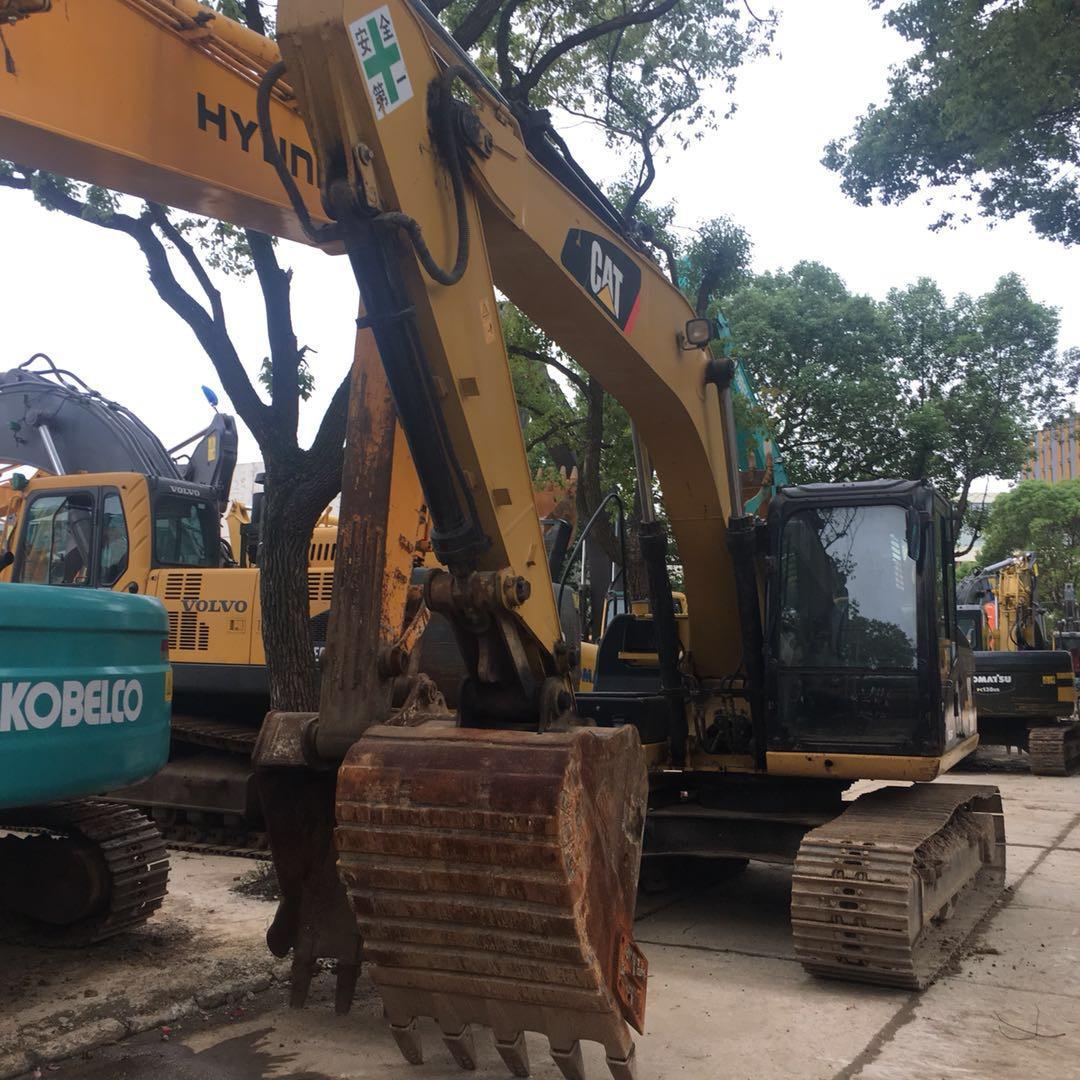 Used Caterpillar 318D Excavator CAT 318D 18ton Excavator for hot sale