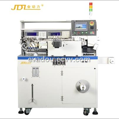 High Speed Small Size Inductor Testing and Packaging Machine Automatic Tape and Reel Machine