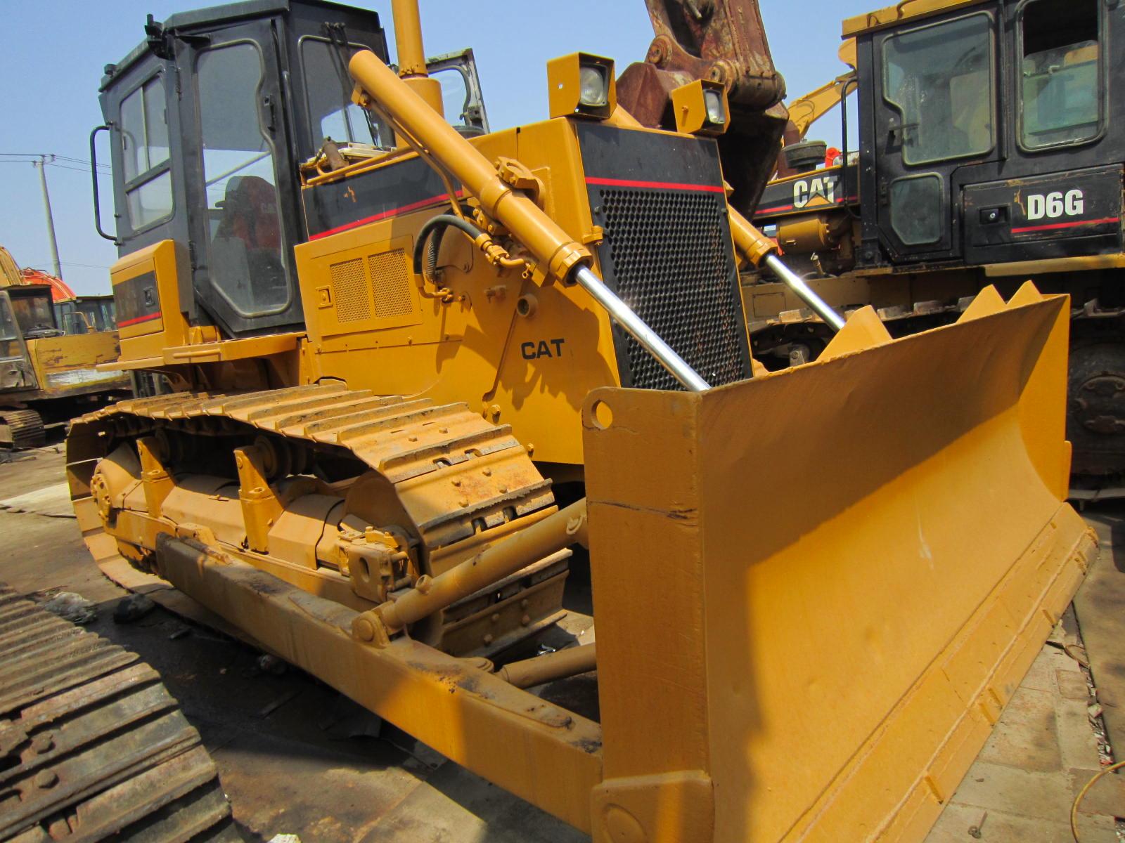 second hand cat D5K bulldozer for sale caterpillar dozer D5k in shanghai