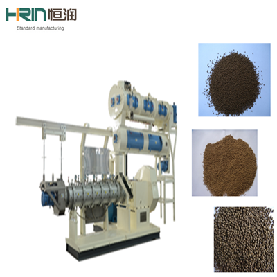 Feed Extruder for Aquatic Feed Production Line