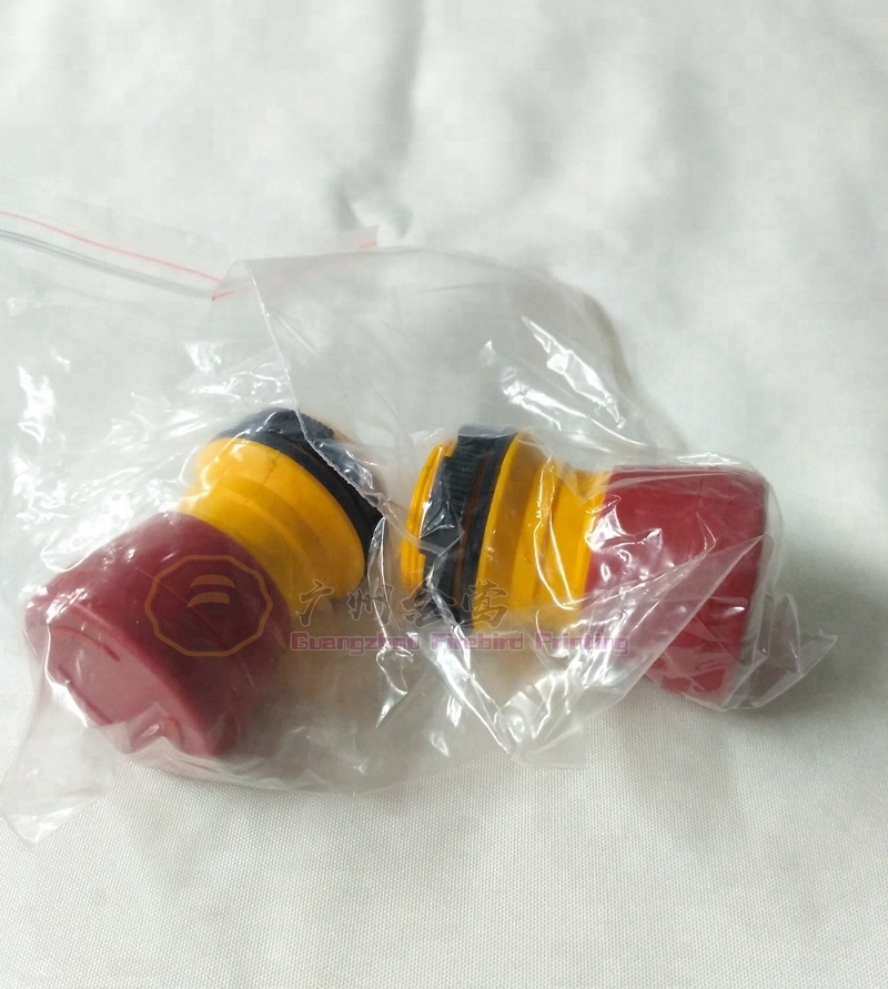 Wholesale Waterproof plastic push button switchkey switch a11449129 for CD74 offset printing machine