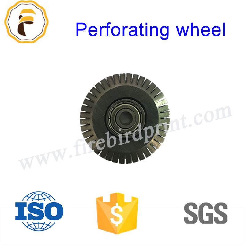 Wholesale available printing machine spare parts GTO MO perforating wheel