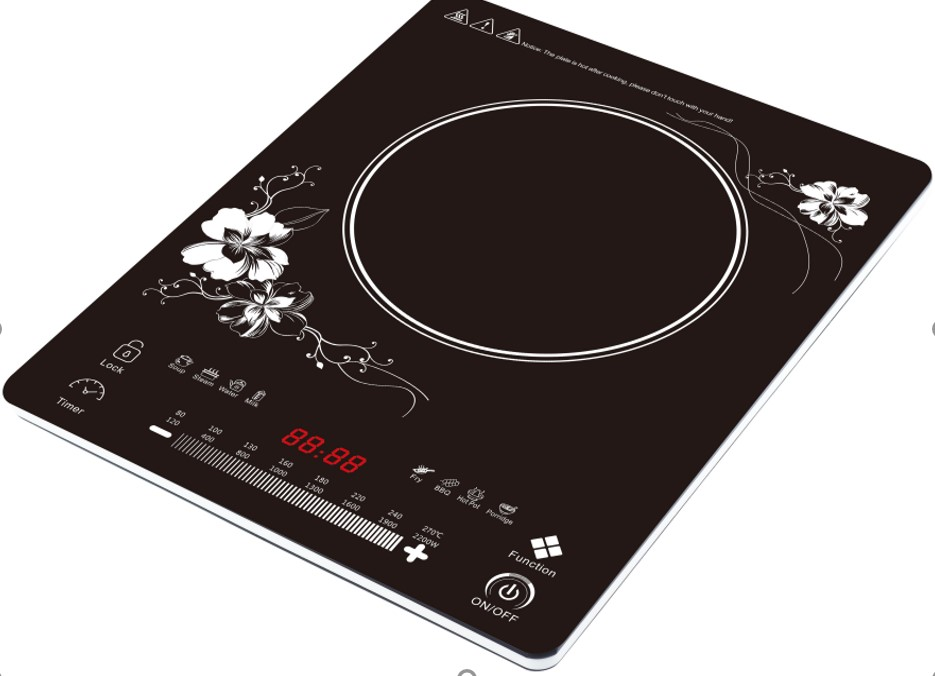 Best Sale New Ultra Slim Induction Cooker with Sliding Touch Controll