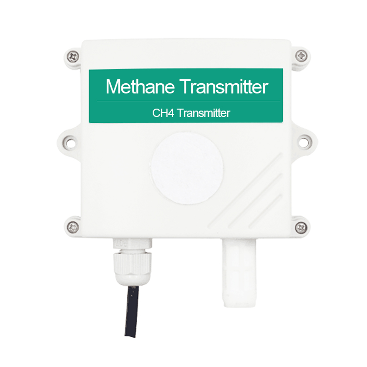 New product wall mounted LEL 0100VOL methane detector gas ch4 sensor 420 ma